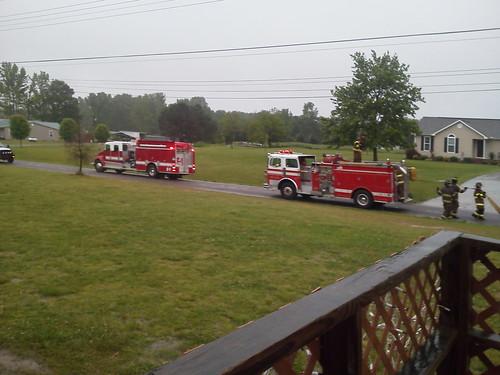 Bethany Road Fire