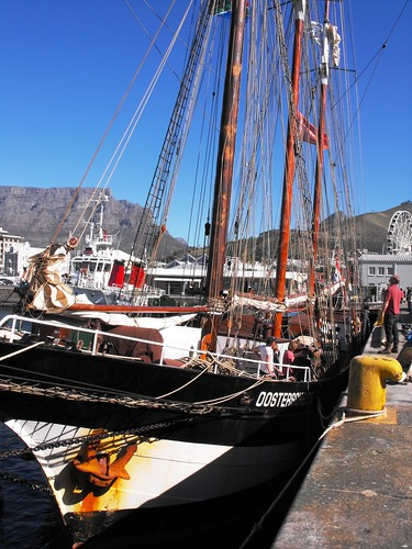Oosterschelde Dutch Tall Ships V & A Waterfront 4 May 2013 005 by chrisLgodden