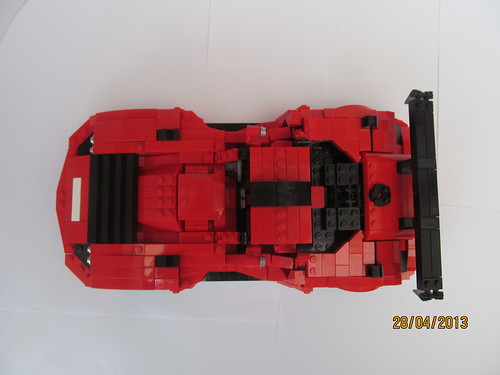 Lego Marcos LM600 Road car