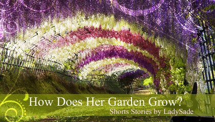 How Her Garden Grows Banner