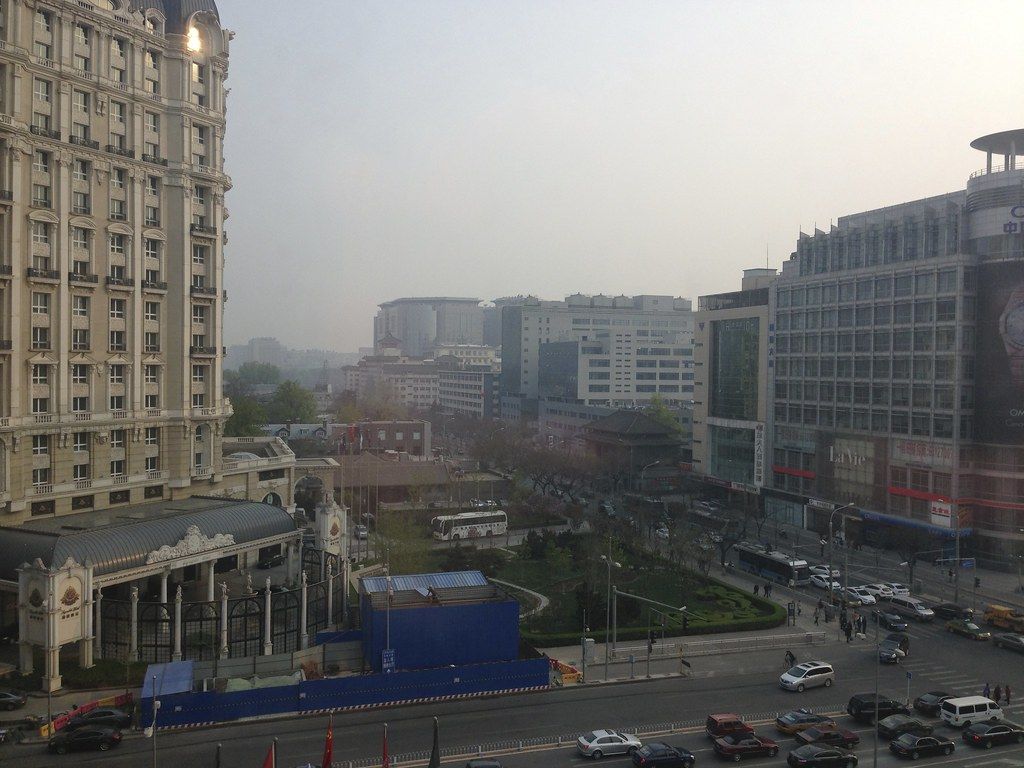 Day 1, Air Quality 200 PPM [Flickr]