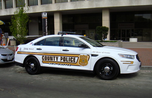 New Castle County PD, Delaware