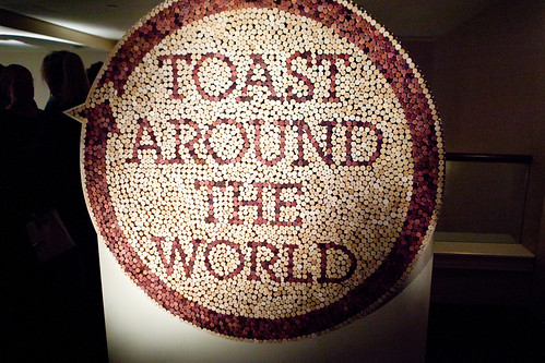 Toast Around the World