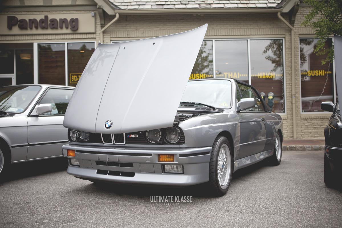 Ultimate Klasse: E30 M3 Vert