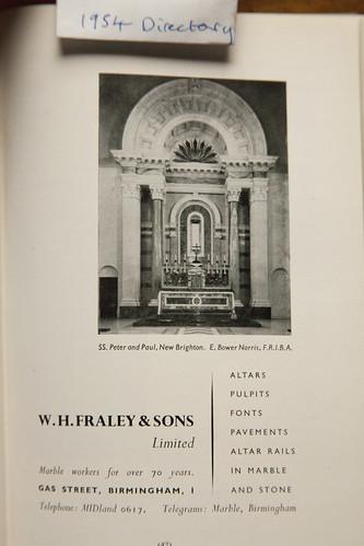 1954 advert