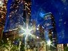 DTLA as seen from Pershing Square (Messy) by GunTotingLiberal