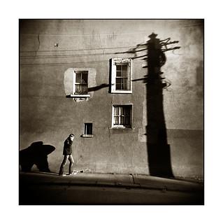 Shadows Dun Laoghaire