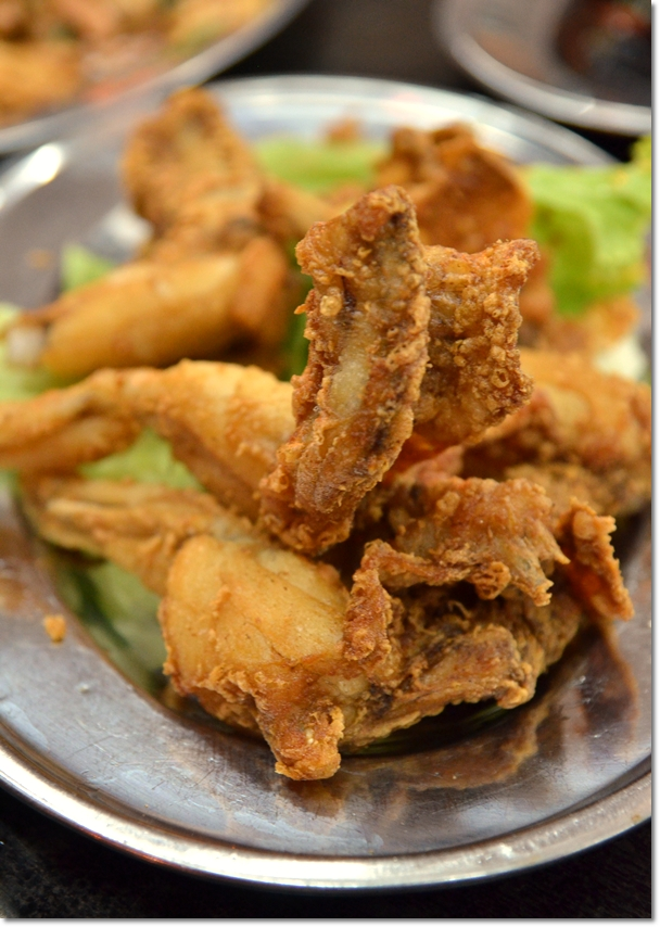 Crispy Fried Frog Legs 2