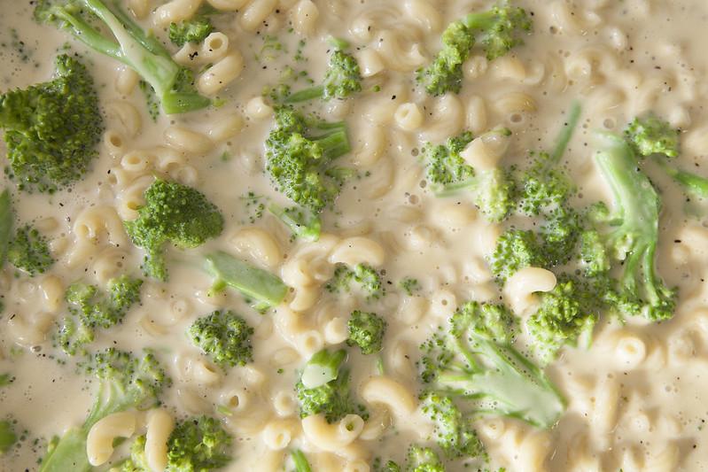 broccoli macaroni and cheeseIMG_2898