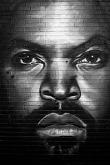 ice cube Houston Graffiti by The OneLee #HPW 2013-001