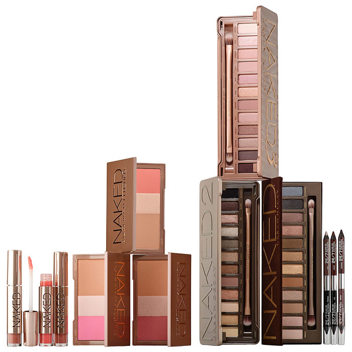 All The Little Things She Loves : Naked Urban Decay Vault