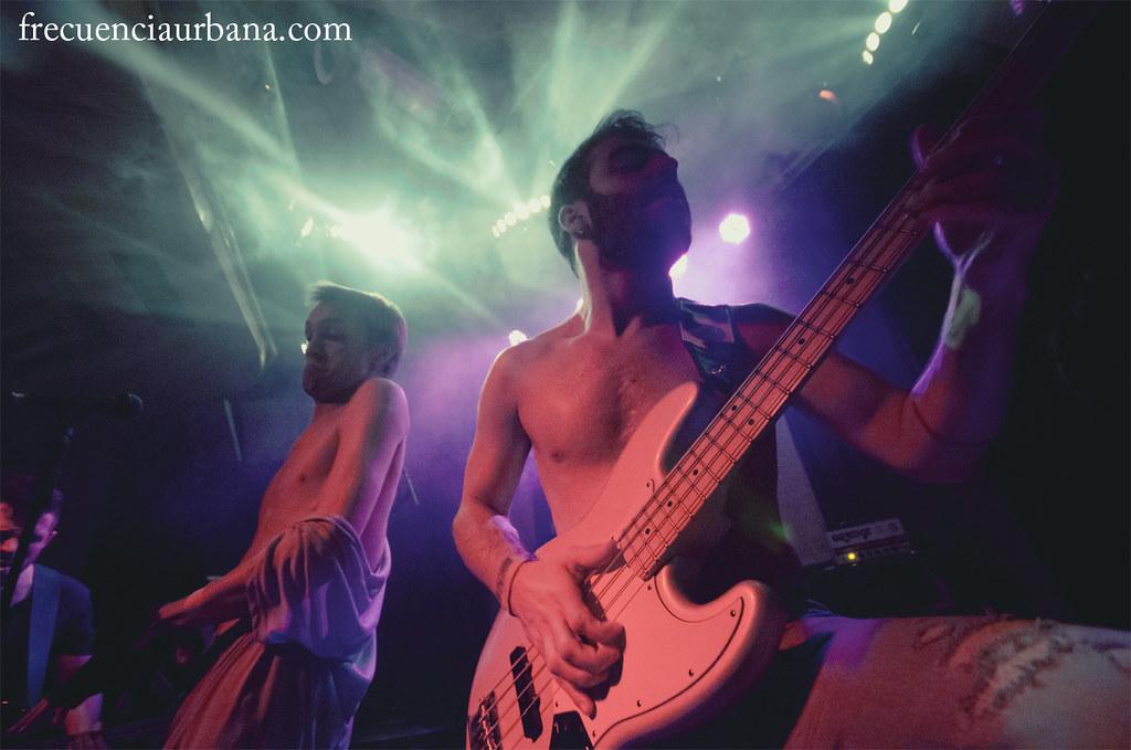 """Imágenes del concierto de Kitai. Sala Sol, Madrid. 12/11/2014.Más info aquí, <a href=""""http://wp.me/p2Ifpt-Mm"""" rel=""""nofollow"""">wp.me/p2Ifpt-Mm</a>"""