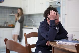 04 Le verità - Foto di scena - Francesco Montanari e Nicoletta Romanoff