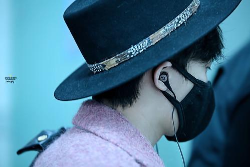 Big Bang - Incheon Airport - 21mar2015 - G-Dragon - avril_gdtop - 11
