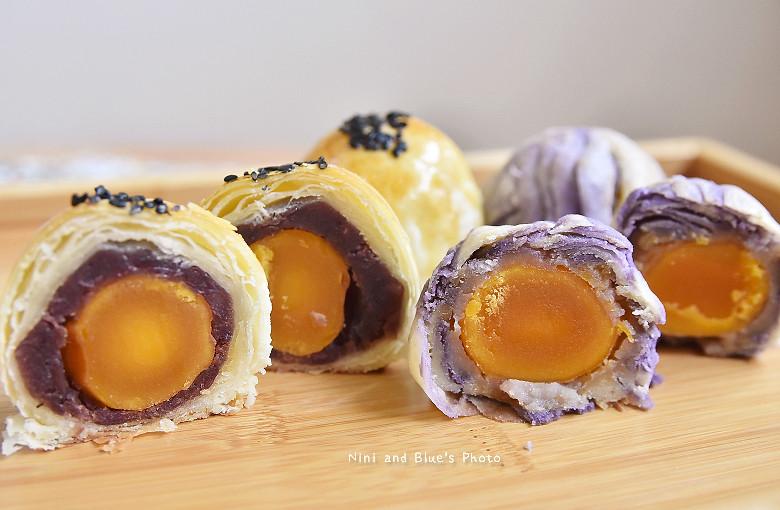 台中品麵包中秋月餅禮盒36
