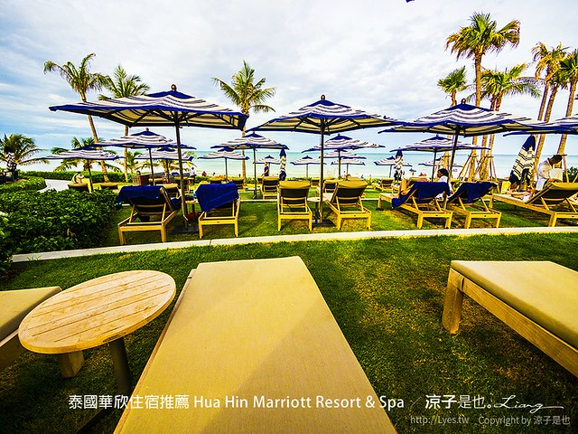 泰國華欣住宿推薦 Hua Hin Marriott Resort & Spa 16