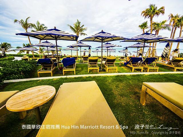泰國華欣住宿推薦 Hua Hin Marriott Resort & Spa 16