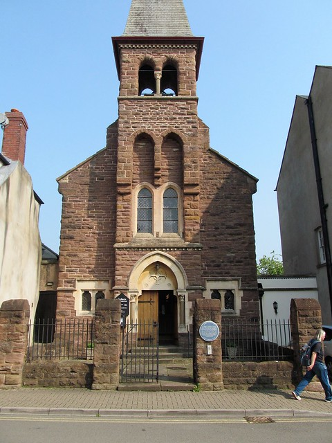 Monmouth - St Mary's Catholic Church