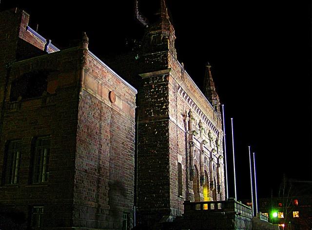 Nocturnal Art Museum of, Nikon COOLPIX S4