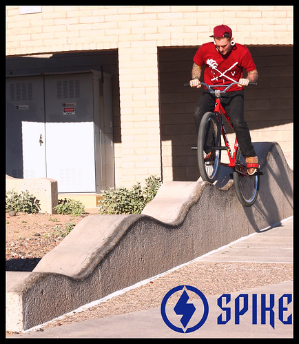 Steven Jensen For Spike Parts