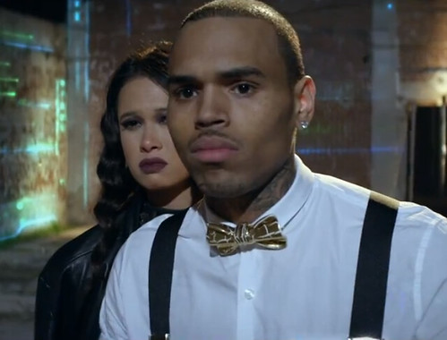 """New Video: Chris Brown """"Fine China"""""""