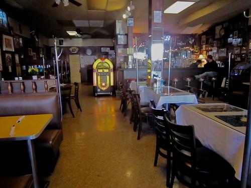 Wonder Bar Worcester MA - Interior