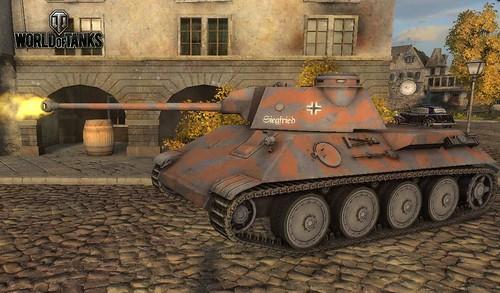 Танк VK 30.01 (D)