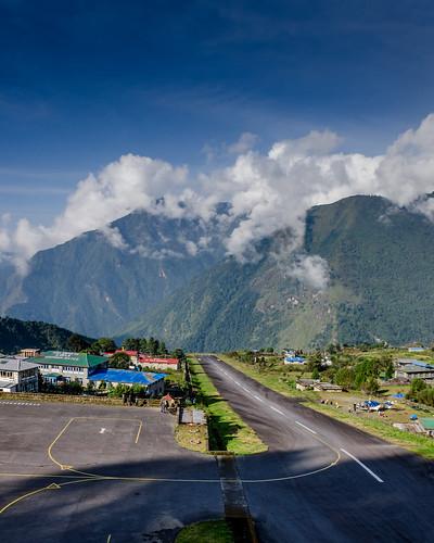 nepal lukla tenzinghillaryairport