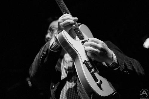 John Flansburgh's guitar