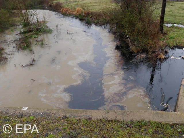 (E13611) Exxon Pipeline Mayflower Arkansas Oil Spill