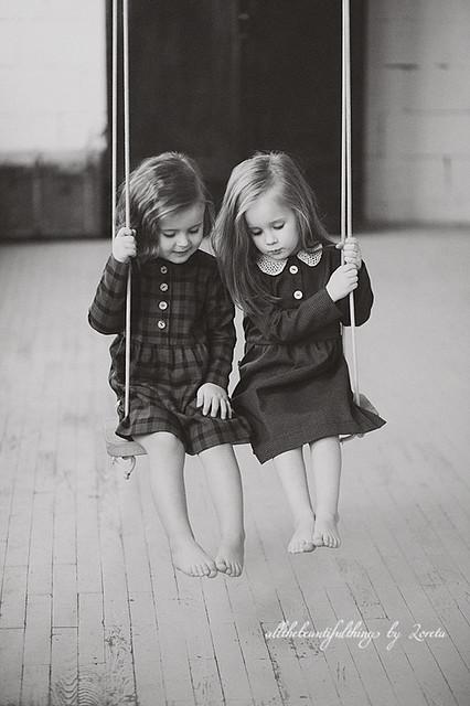 10 dicas de fotos com gêmeos!