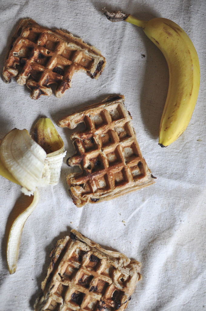 Download image Peanut Butter Banana Waffles PC, Android, iPhone and ...