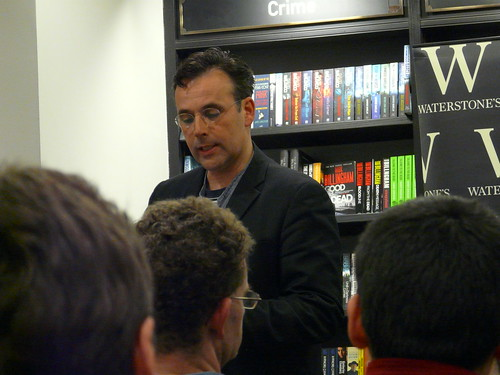 Robert Newman, 'The Trade Secret' Reading and Signing, Islington Waterstones