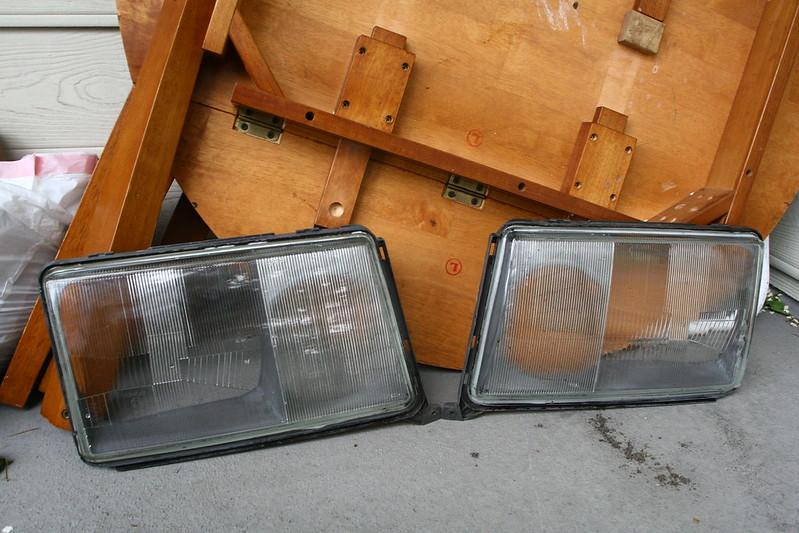Junk yard find mercedes benz forum for Mercedes benz junk yards