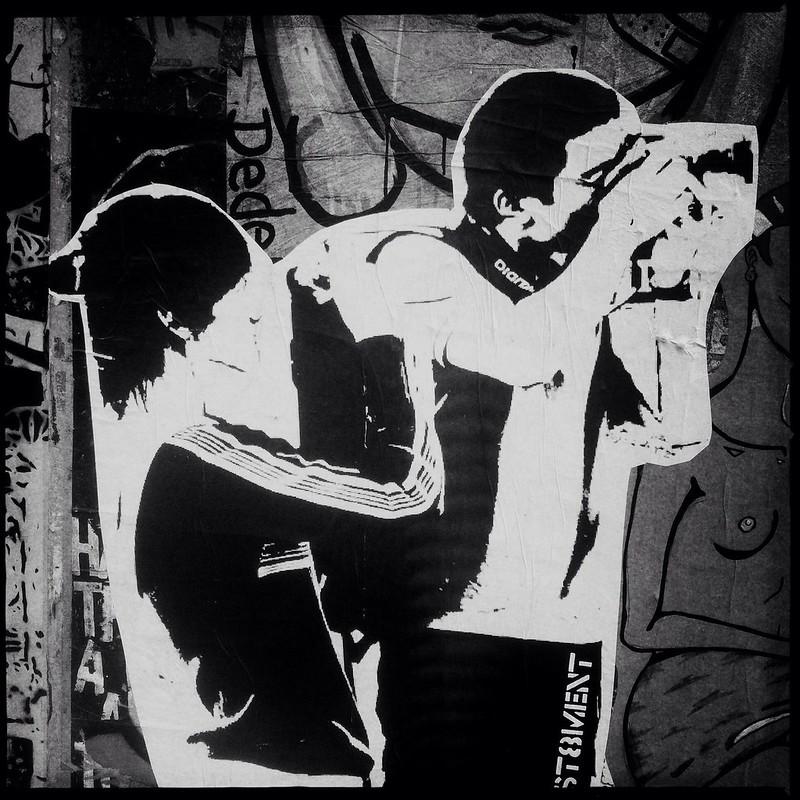 graffiti, friedrichshain