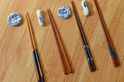 Chopsticks & Rests
