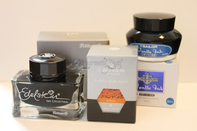 Goldspot Pens Goodies: Inks