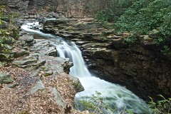 Nay Aug Waterfalls