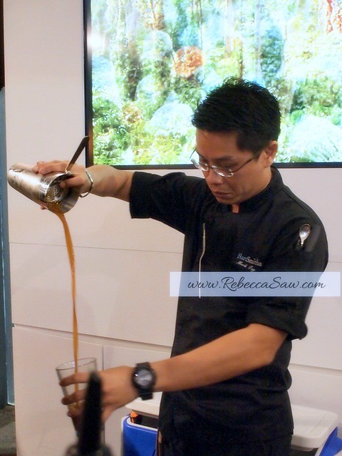 nespresso - Savour 2013, Singapore - rebeccasawblog (1)