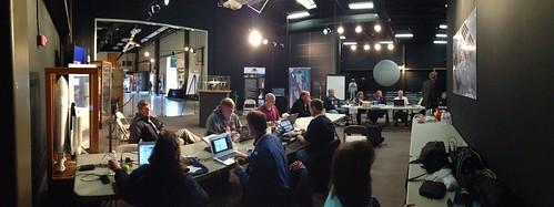 NASA Wallops Media Center for Antares A-ONE