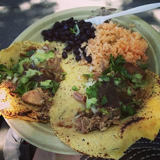 Oaxacan food!