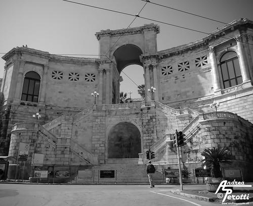 Bastione di Saint Remy, Cagliari - 20.04.2013