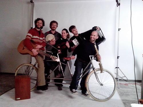 Bublitzchki band al Mage by Ylbert Durishti