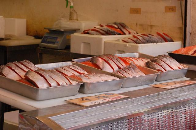 0226 - Tsukiji el Mercado de Pescado