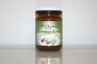 06 - Zutat Gemüse-Fond / Ingredient vegetable stock