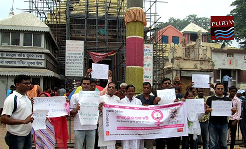 Deep offering to Lord for recovering of girl child
