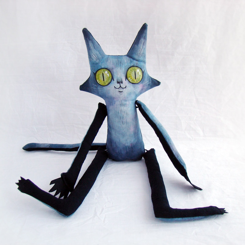 painted cat plush final