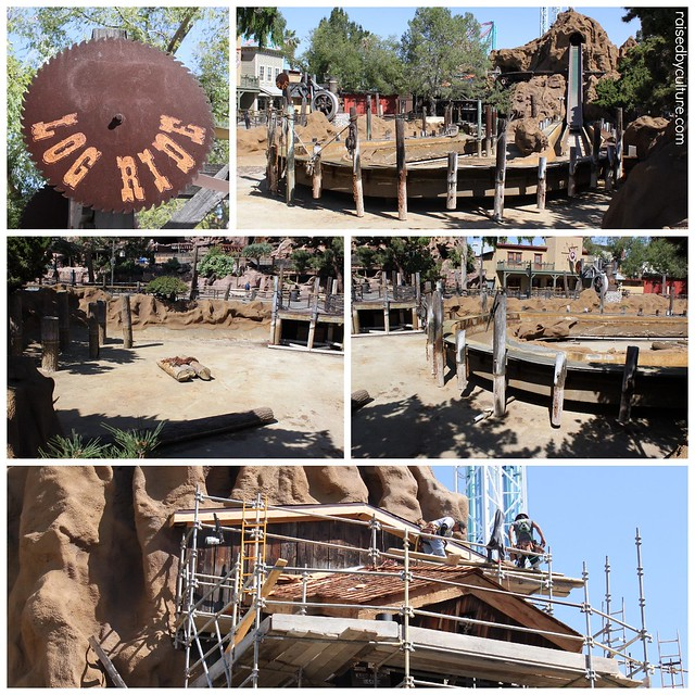 Knott's Boardwalk and Timber Mountain Log Ride Media Preview