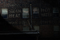 Steam Heat Hot Water - Noir