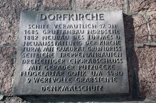2013-Cösitz-Dorfkirche-Tafel